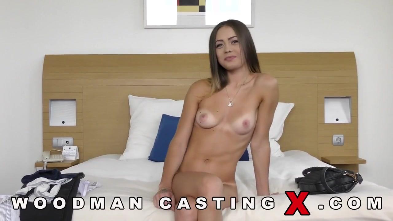 Красивая молдаванка на порно кастинге