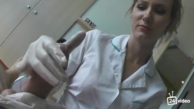 Поиграли в медсестру и больного