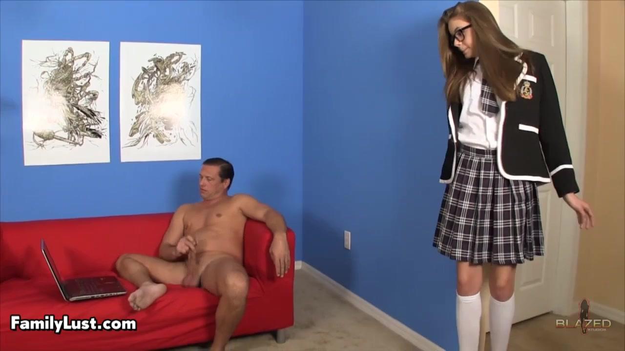 Студентка мечтает о преподе